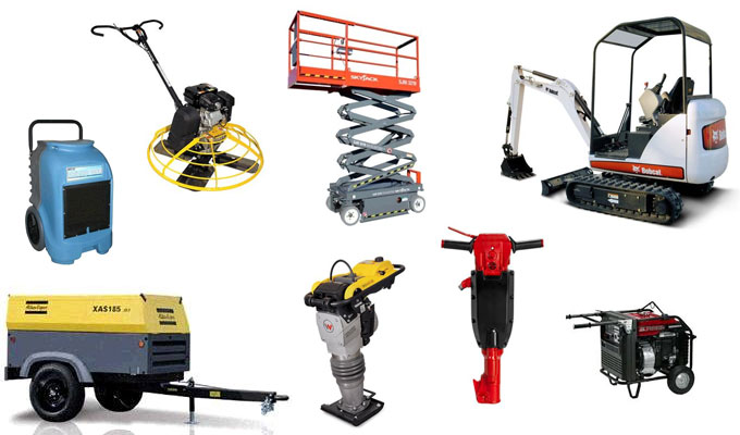 Equipment rentals at Platte Rental & Supply serving Kansas City, Parkville, Platte City, Gladstone, Liberty Missouri