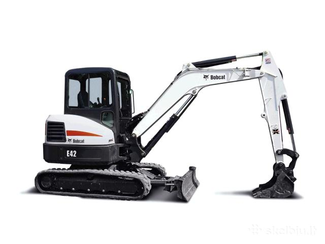 Where to find EXCAVATOR, BOBCAT E42 in Kansas City