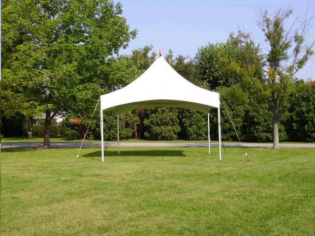 Where to find 20 X 20 HIGH PEAK TENT in Kansas City