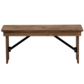 Rental store for FARM TABLE BENCH,  8 in Kansas City MO
