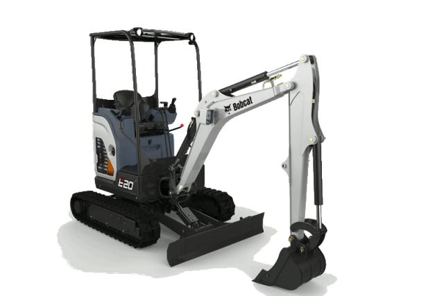Where to find EXCAVATOR, BOBCAT MINI E20 in Kansas City