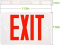 Rental store for LIGHTED EXIT SIGN in Kansas City MO