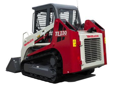Where to find LOADER, TRACK TAKEUCHI in Kansas City