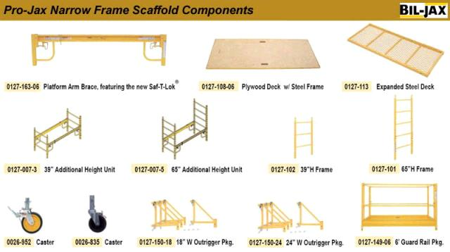 Where to find BRACE, BAKERS SCAFFOLD in Kansas City