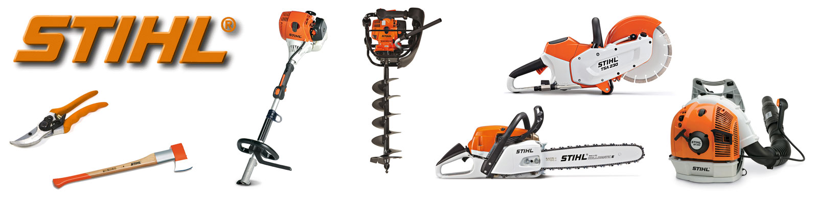 Stihl Equipment sales in the Kansas City Metro Area